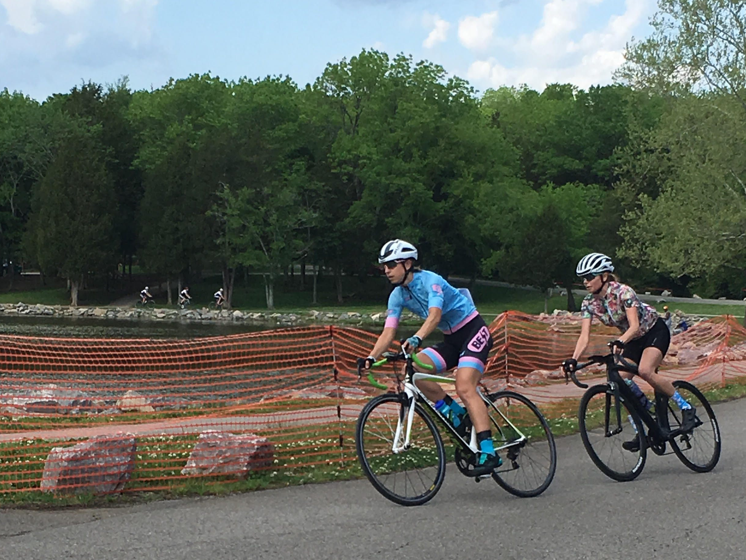 A Triathlete's Perspective on Bike Racing – TENNESSEE