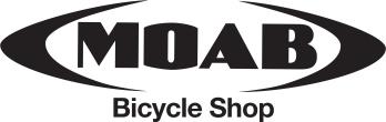 Moab Bicycle Shop logo